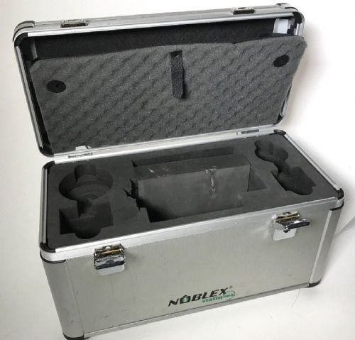 NOBLEX PANORAMA CAMERA OUTFIT CASE WITH ACCESSORY CUT OUTS